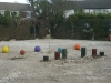 Stepping stones & play Spheres