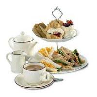 Afternoon Tea at Hafan Deg - Saturday 6th June