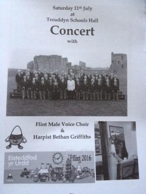 Flint Choir & Bethan Griffiths