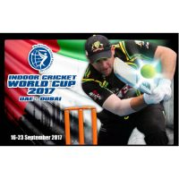 Indoor Cricket World Cup 2017