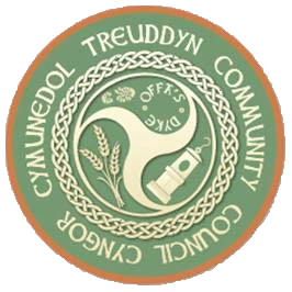 Treuddyn Community Council virtual meeting - Wed 9th Dec
