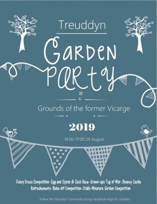 Treuddyn Garden Party 2019