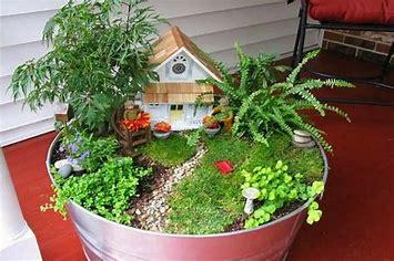 Garden Party - Miniature Garden Competition details